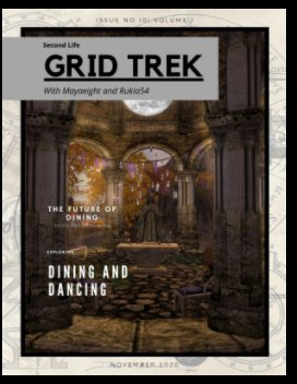 Grid Trek Magazine November 2020 Issue book cover