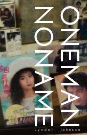 oneman noname book three book cover