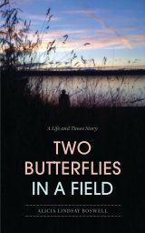 Two Butterflies In A Field book cover