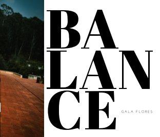 BALANCE por Gala Flores book cover