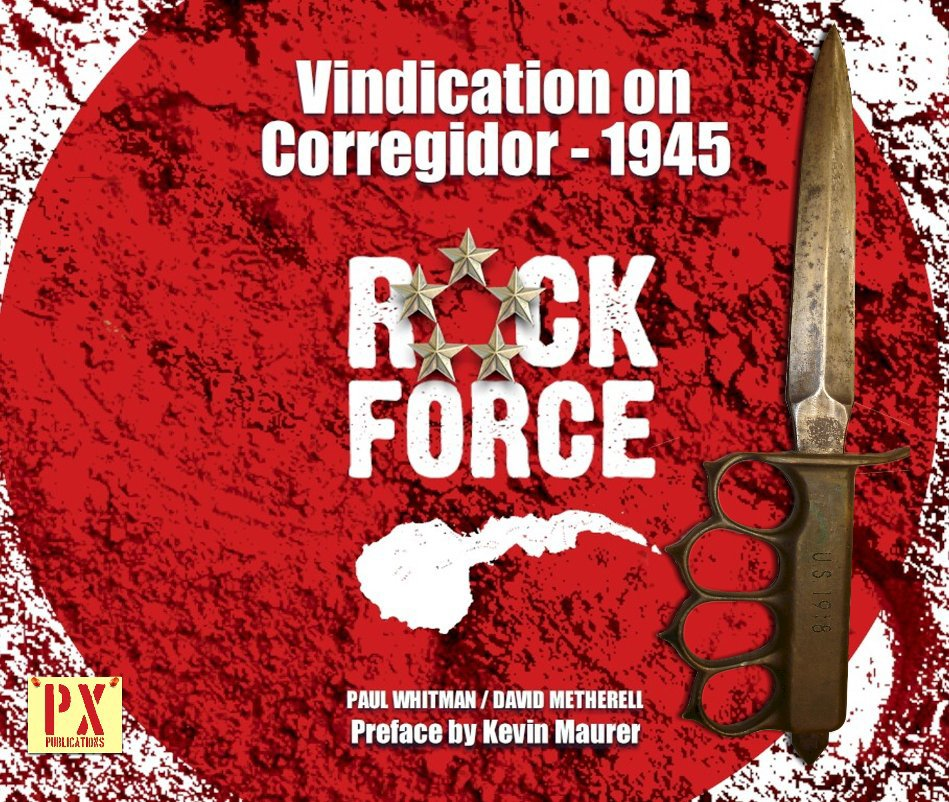 View Vindication on Corregidor - 1945 by Paul F. Whitman