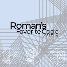 Roman's Favorite Code book cover