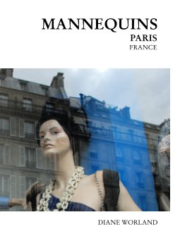 Mannequins Paris France book cover