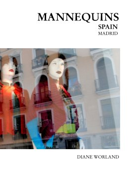 Mannequins Spain Madrid book cover