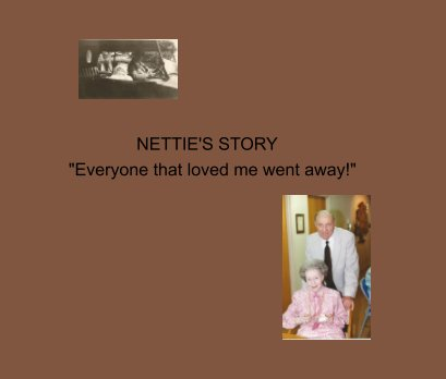 Nettie's Story book cover
