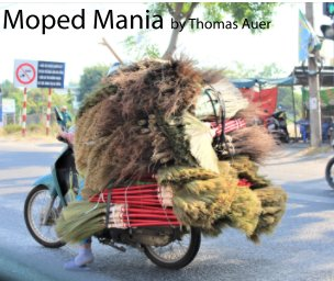 Moped Mania book cover