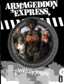 Armageddon Express book cover