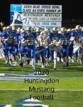2020 Mustang Football Season book cover