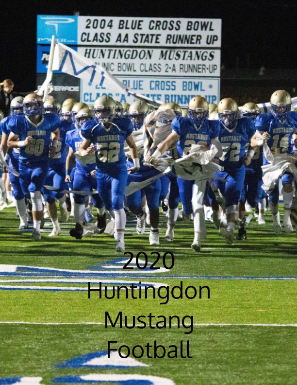View 2020 Mustang Football Season by Russell Bush