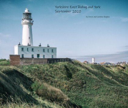 Yorkshire East Riding and York September 2020 book cover