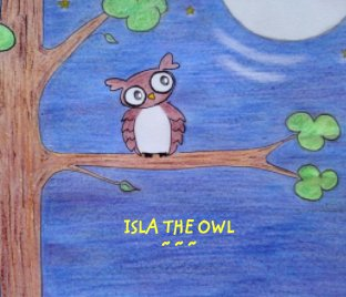 Isla The Owl book cover