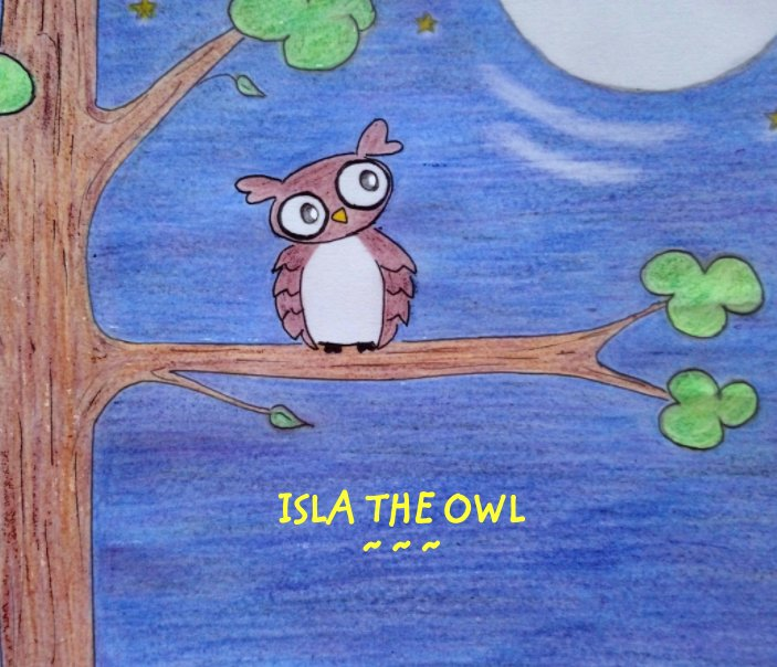 View Isla The Owl by Susan Lines
