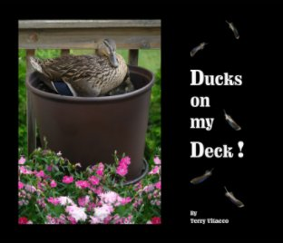 Ducks on my Deck! book cover