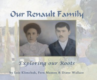 Our Renault Family book cover
