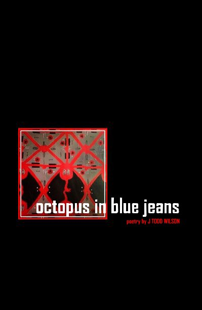 View octopus in blue jeans by j todd wilson