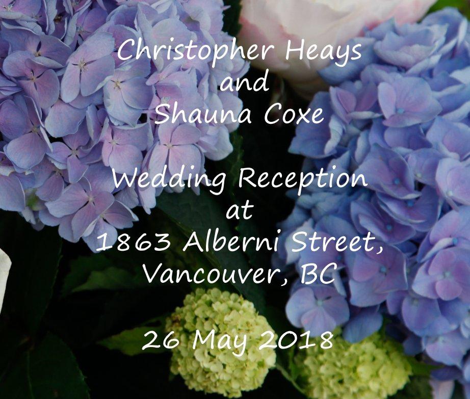 Bekijk Chris and Shauna Reception op Royden F. Heays