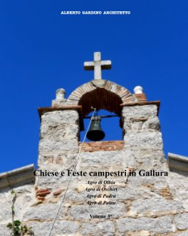Chiese e Feste campestri in Gallura Volume 3° book cover