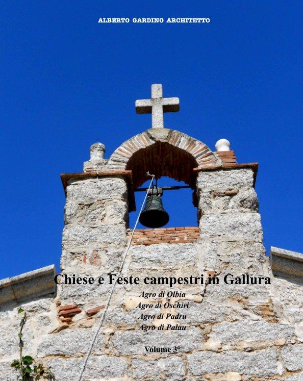 View Chiese e Feste campestri in Gallura Volume 3° by Alberto Gardino Architetto