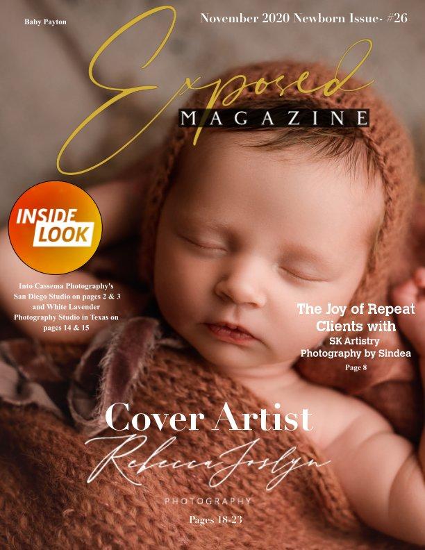 View Newborns Nov 2020 Issue 26 by Exposed Magazine