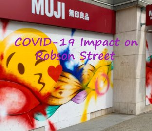 COVID-19 Impact on Robson Street book cover