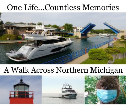 A Walk Across Northern Michigan book cover
