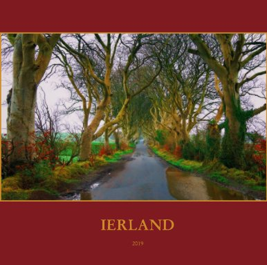Ierland 2019 book cover