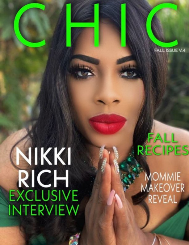 View Chic Magazine Fall Issue v.4 by Samantha Norwood