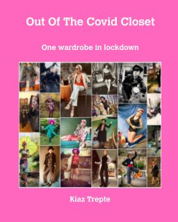 Out of the covid closet book cover