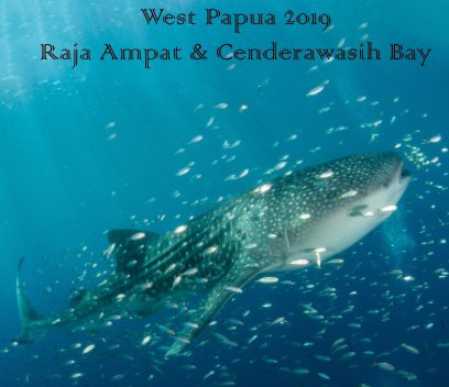 Raja Ampat and Cenderawasih Bay 2019 book cover
