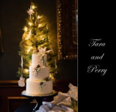Tara and Perry Wedding Album book cover
