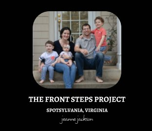 TheFrontStepsProject book cover