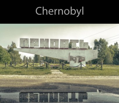 Chernobyl book cover
