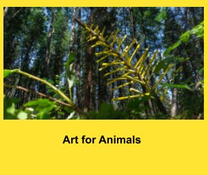 Art for Animals book cover