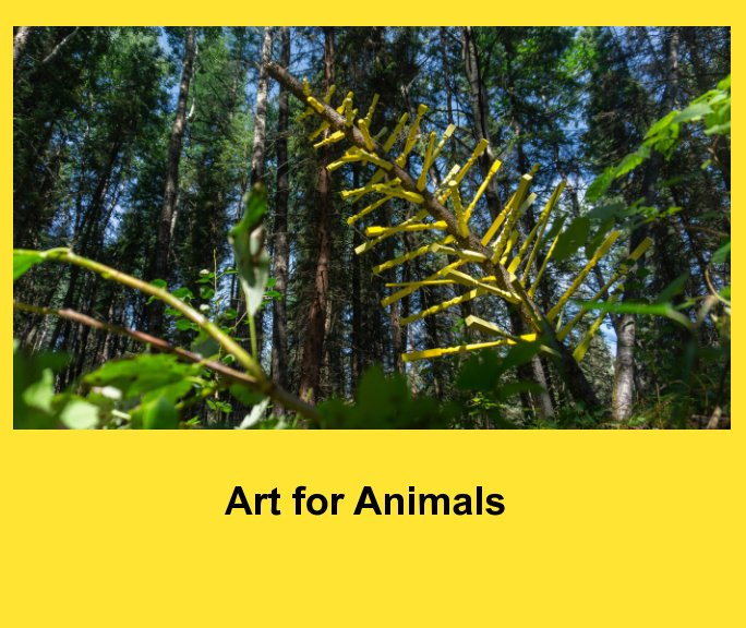 View Art for Animals by Jeff Meldrum