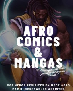 Afro comics et mangas book cover