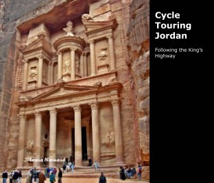 Cycle Touring Jordan book cover