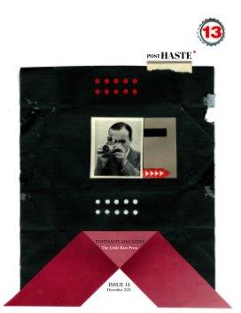 Posthaste 13 book cover