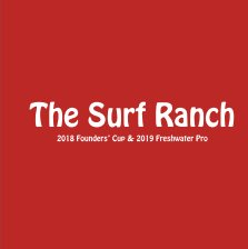 The Surf Ranch - Hard Cover book cover