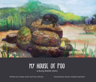 My House of Poo book cover