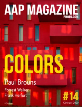 AAP Magazine#14 Colors book cover
