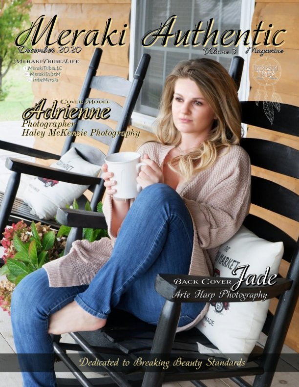 View Meraki Authentic Magazine December 2020 by Meraki Tribe, Kat Taylor