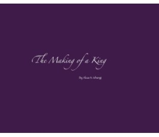 The Making of a King book cover