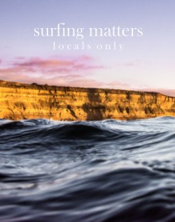 Surfing Matters book cover