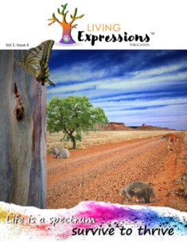 Living Expressions Vol 1: issue 4 book cover