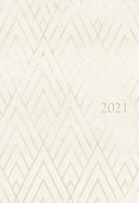 2021 Planner book cover