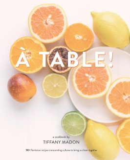 À Table! book cover