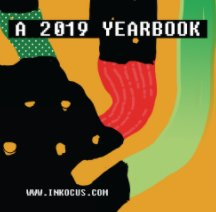 2019 Yearbook book cover