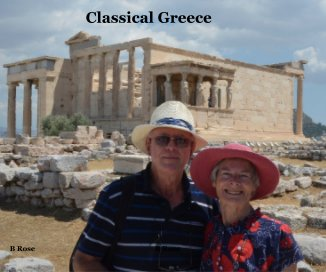 Classical Greece book cover
