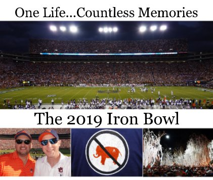 The 2019 Iron Bowl book cover