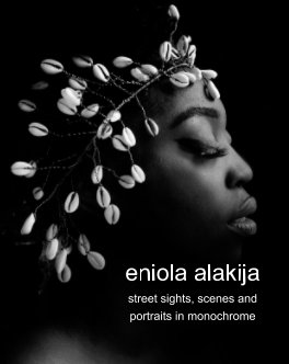 Street sights and scenes in monochrome book cover